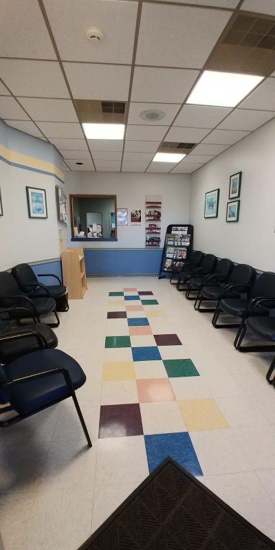 Well Waiting Room
