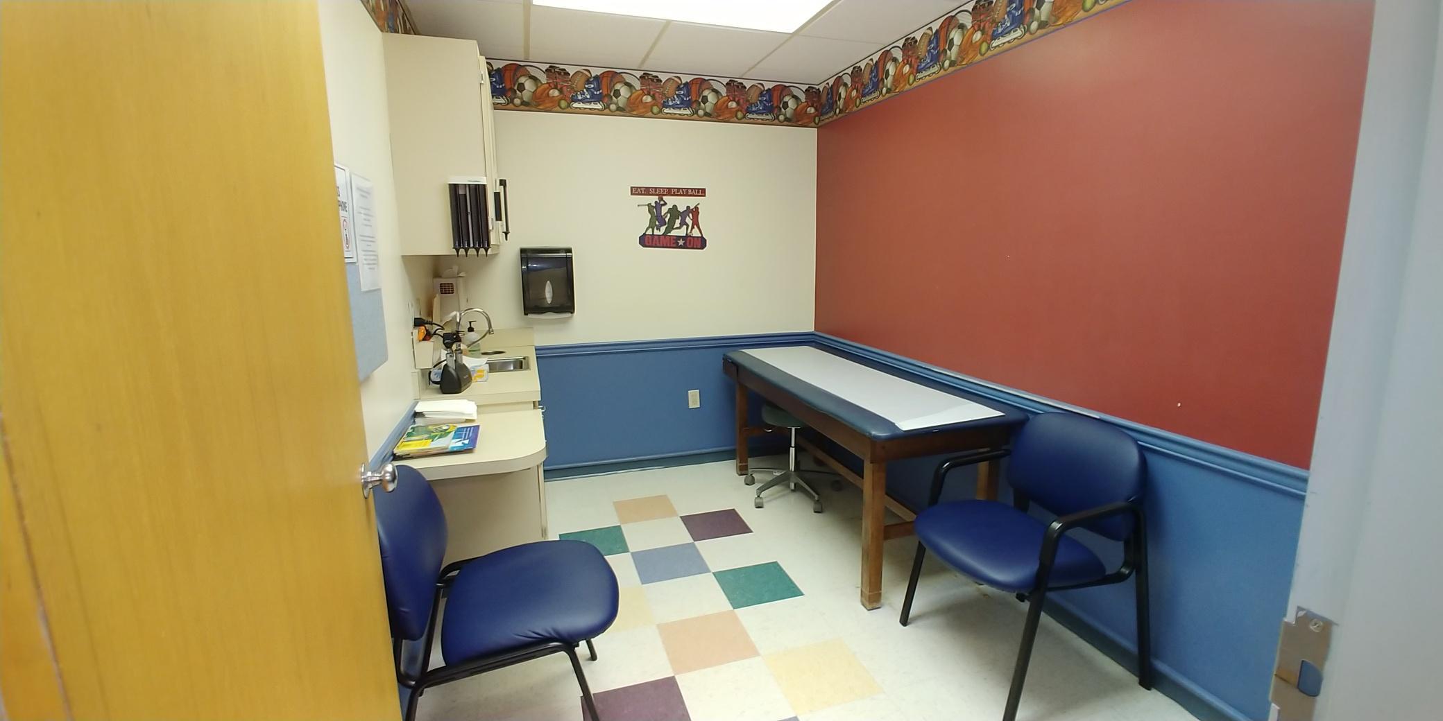 1 of 15 Exam Rooms