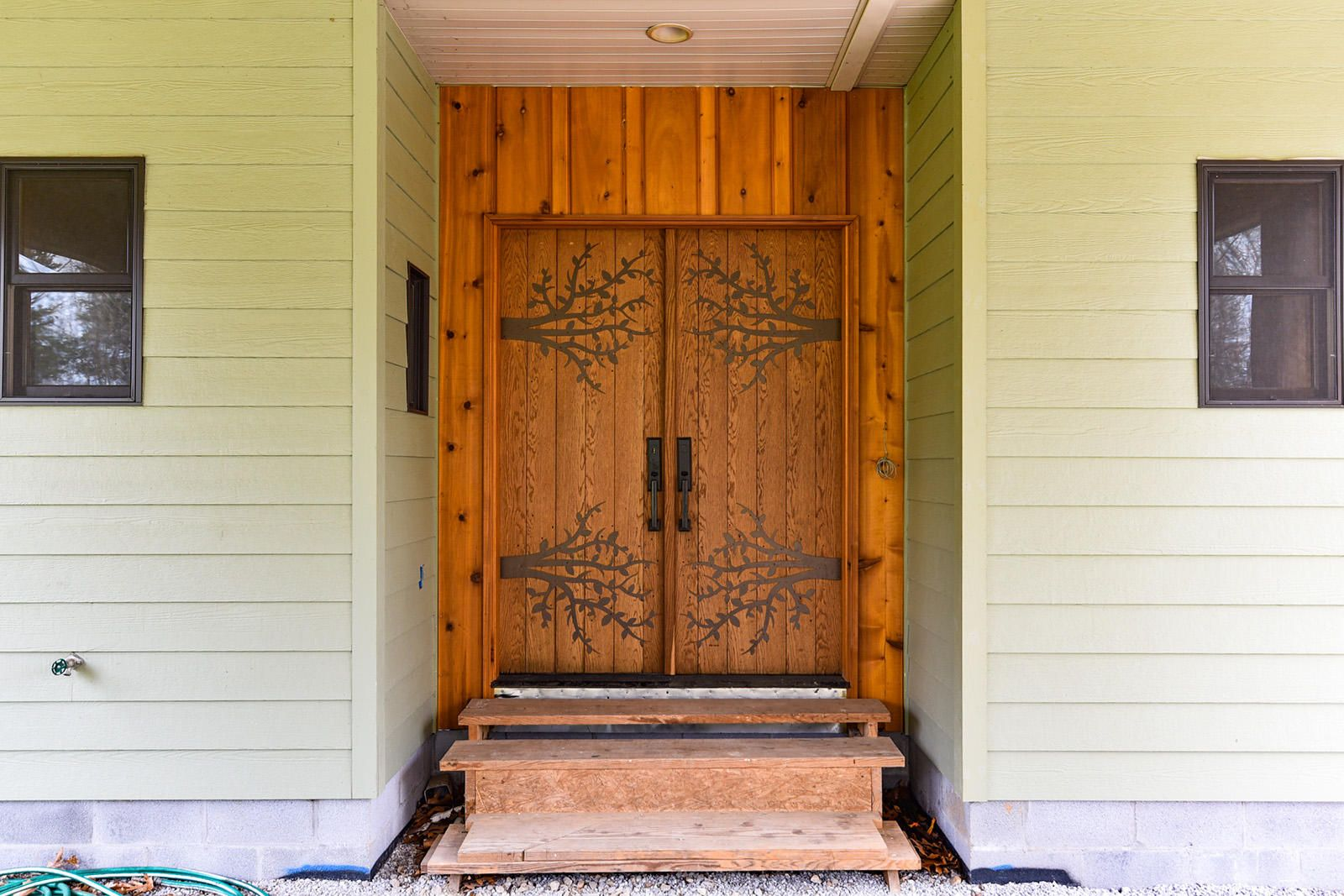 09 - Custom Entrance Doors