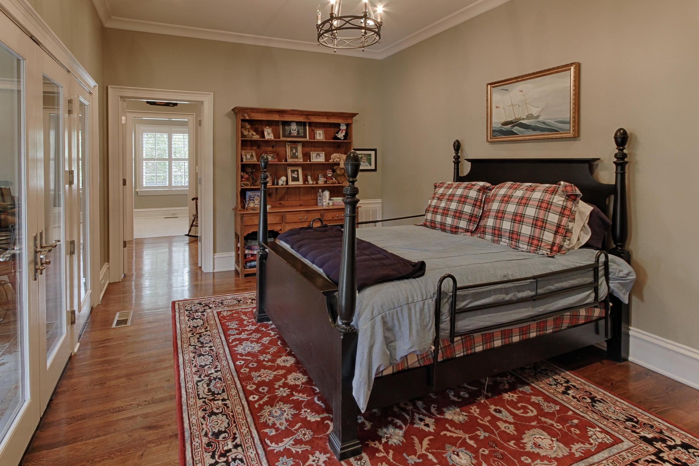 Lower Level Bedroom with en-suite Bath