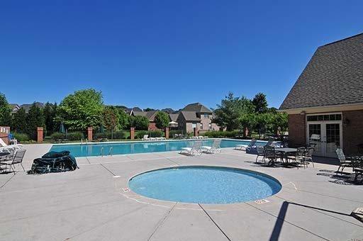 Pool and Baby pool
