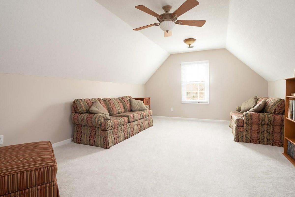 2nd Master Suite or Bonus room
