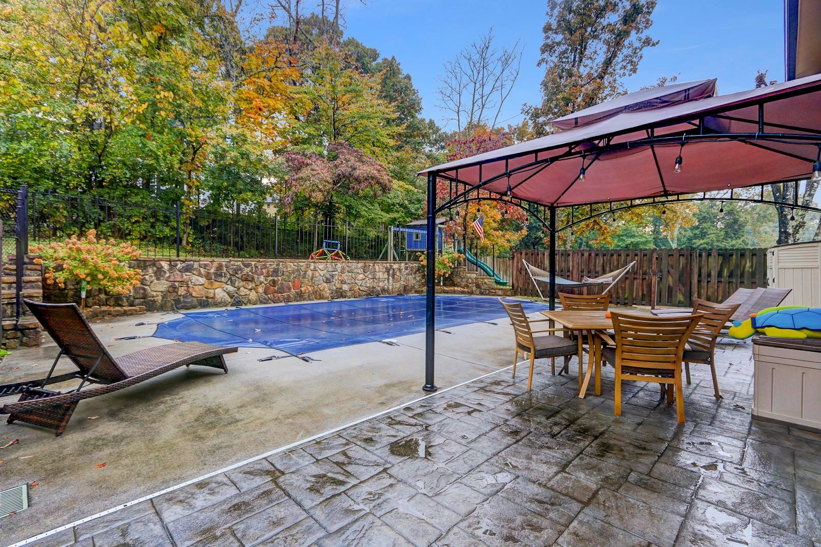 Patio/Pool Area