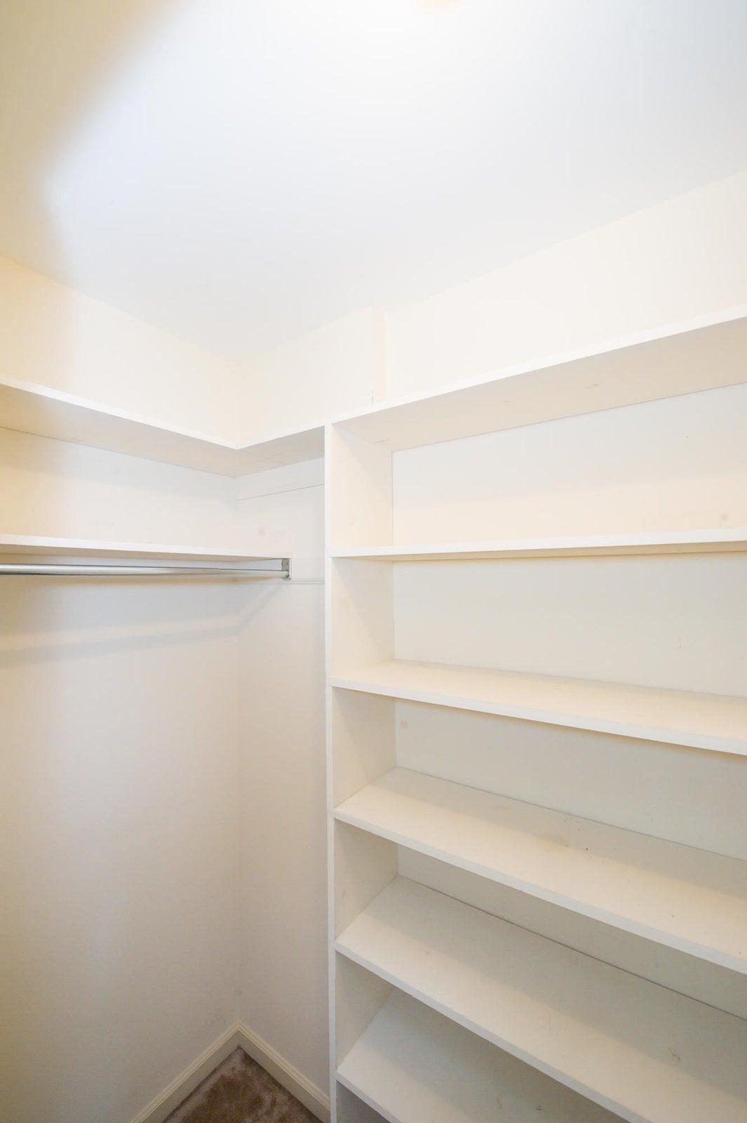Closet in BR #2