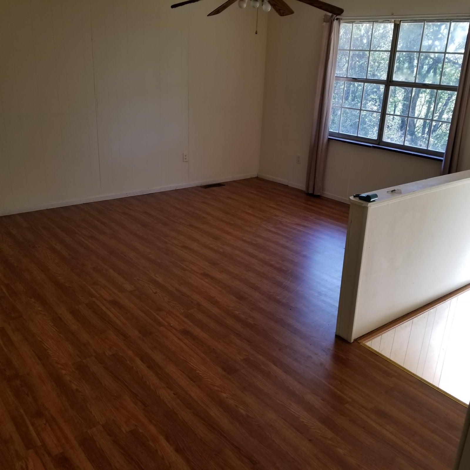 Apt B Living Room