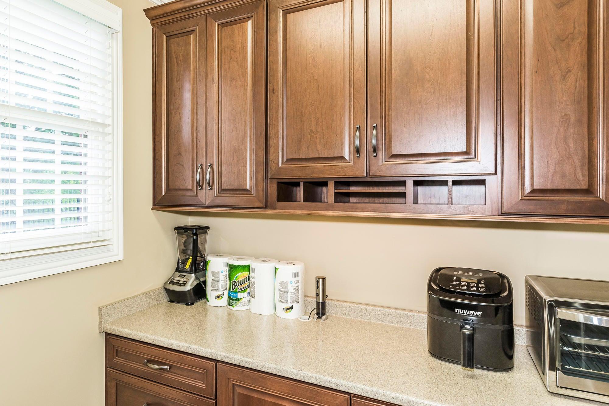 Room behind Kitchen