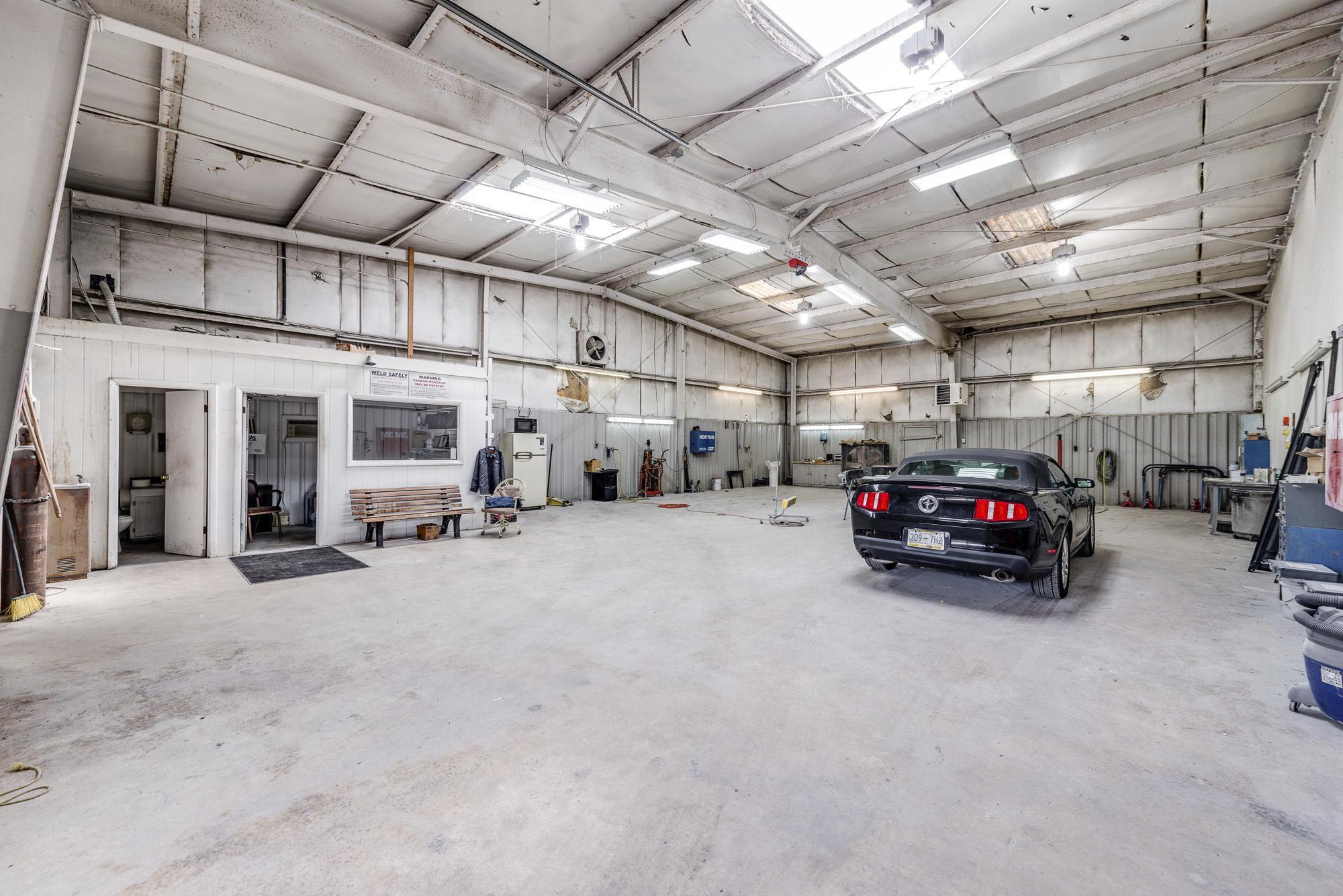 Back Garage 4-1