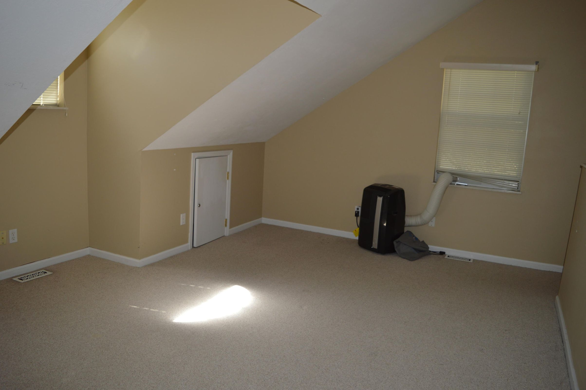 Spacious Bonus Room