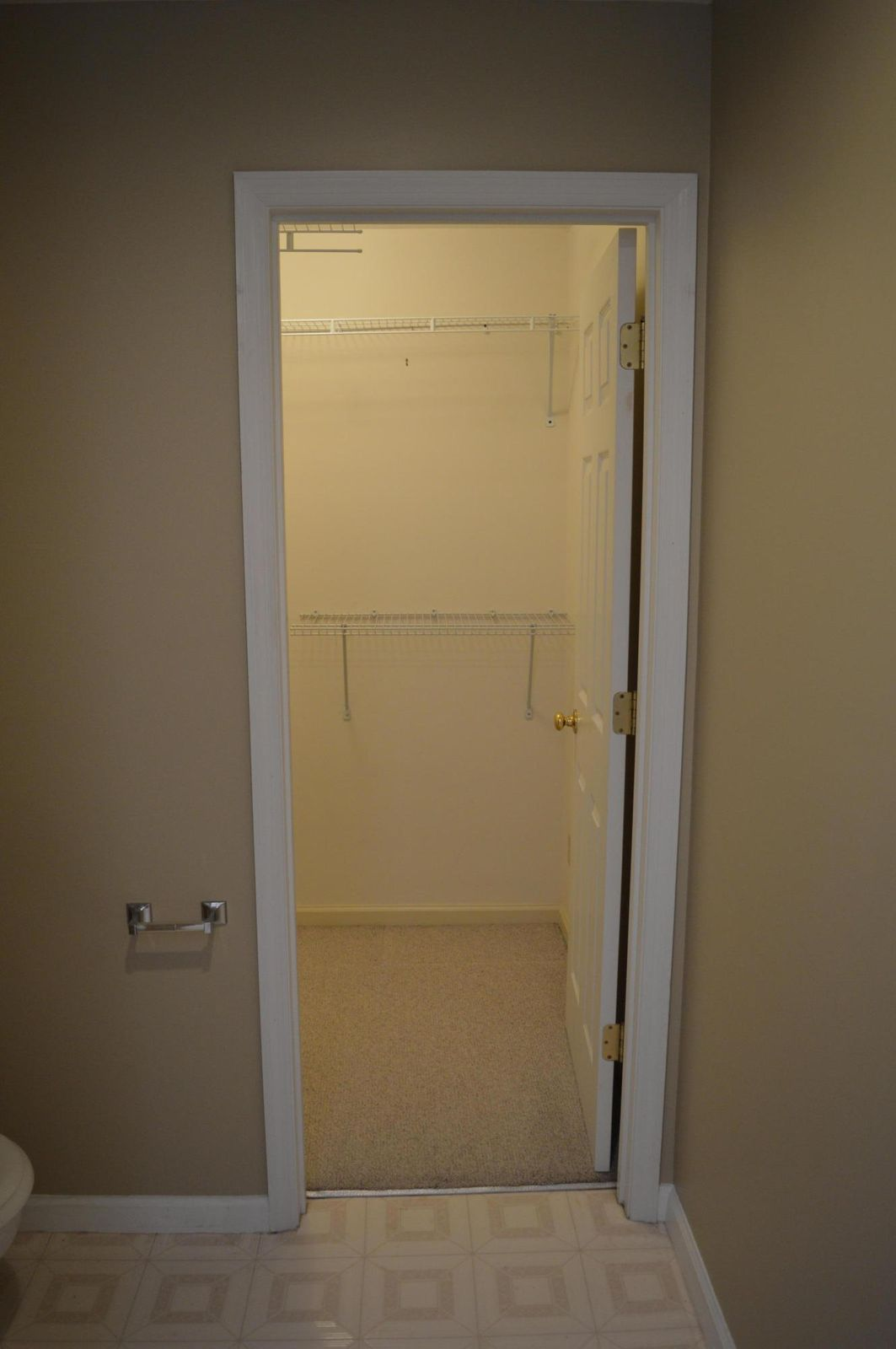 Walk in Closet off 3rd Bathroom
