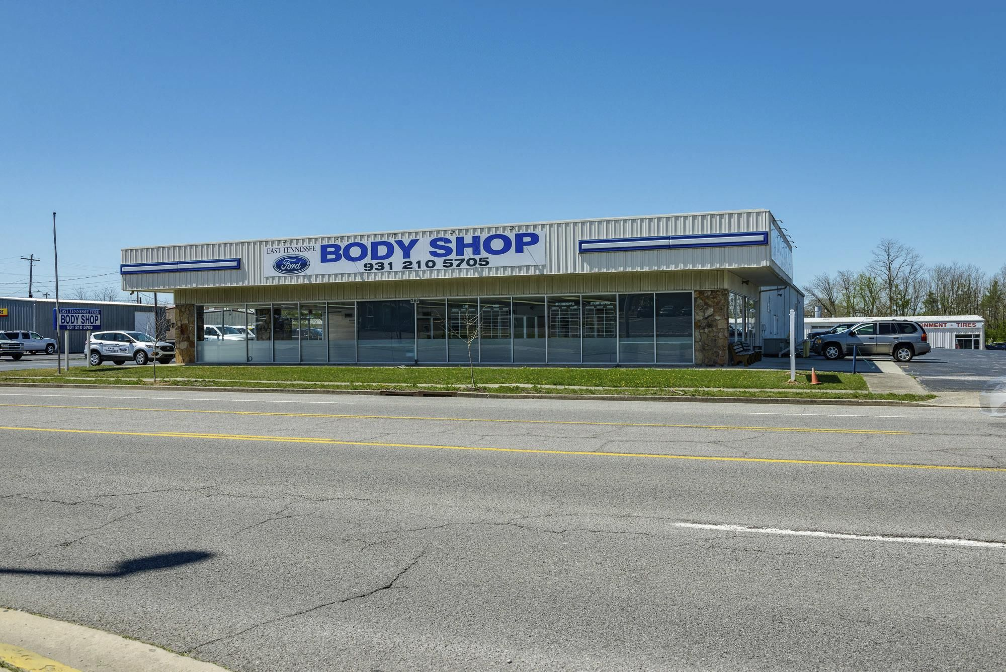 body shop front main