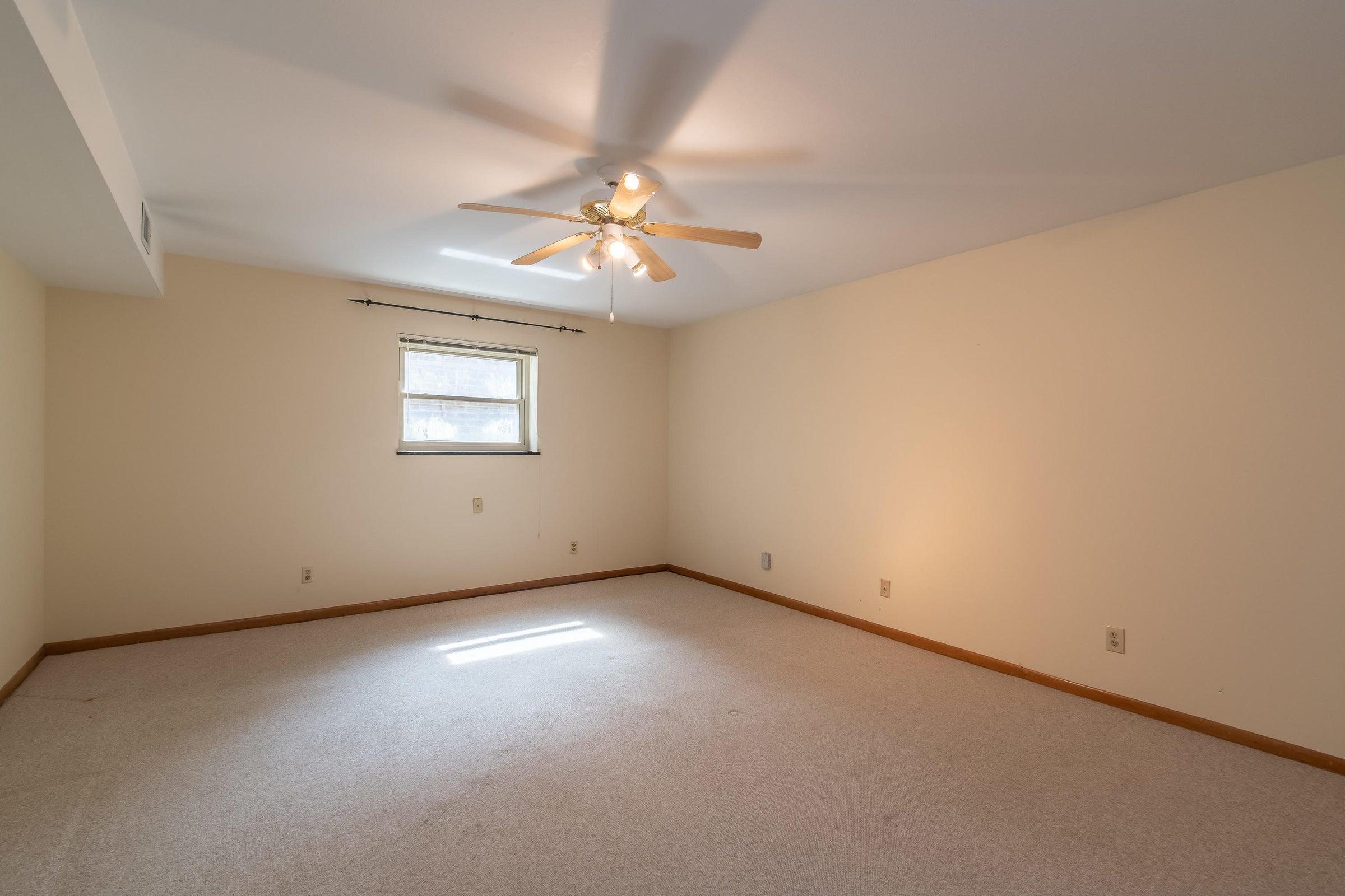 Bedroom Four (in Basement