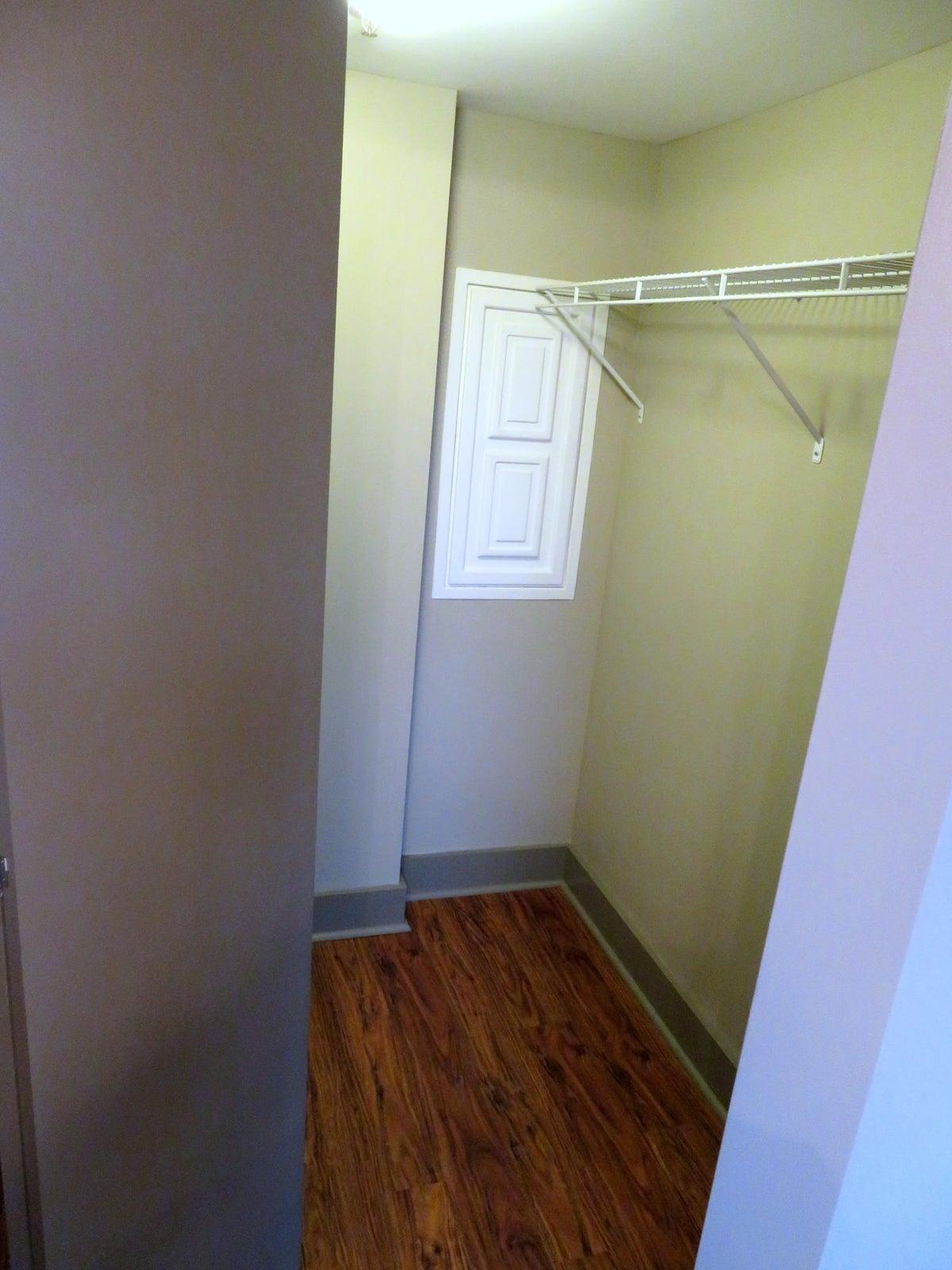 Master Bedroom-Walk In Closet