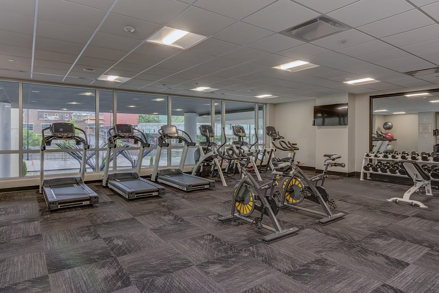 Tennessean Hotel Fitness Center