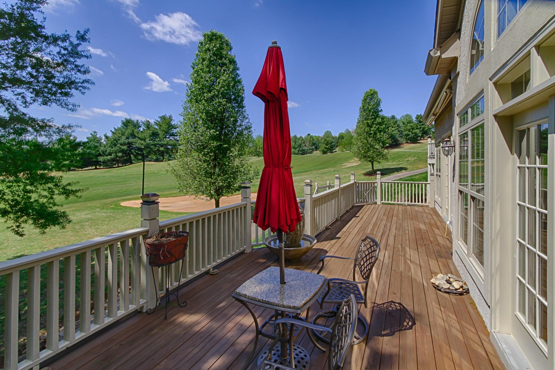 deck area views