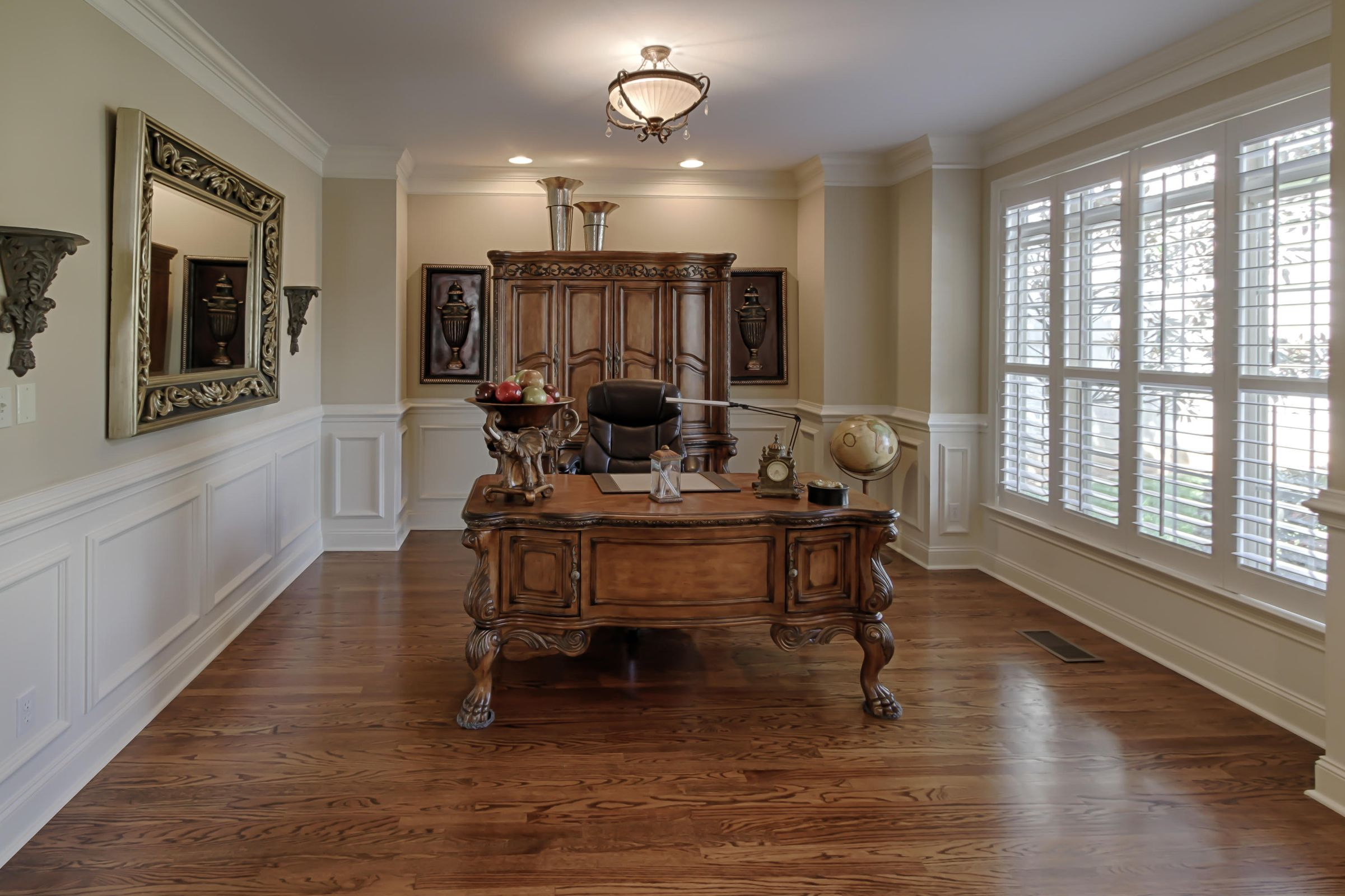 study or dining room