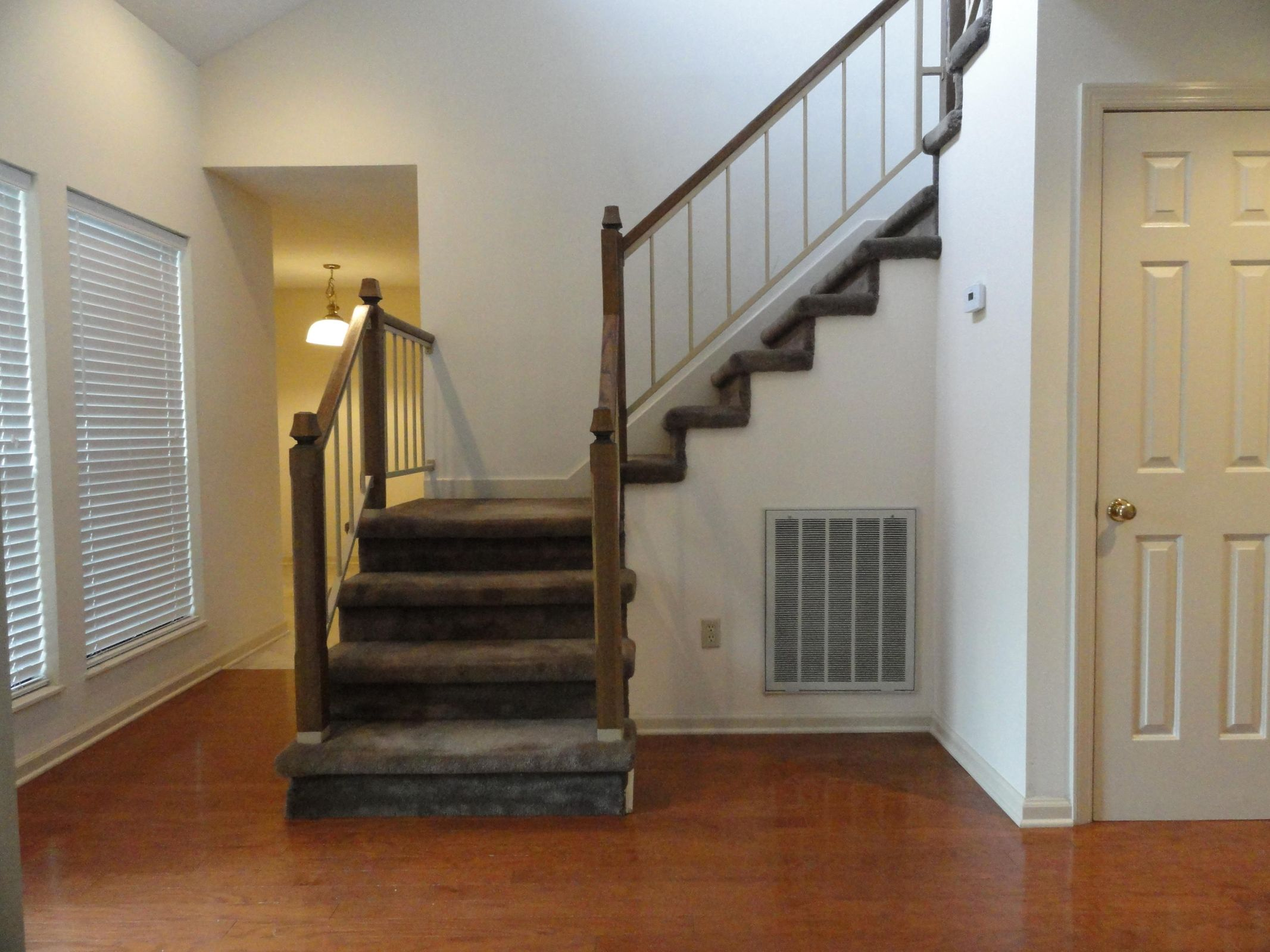 Stairs to Master & Guest Bed Rooms