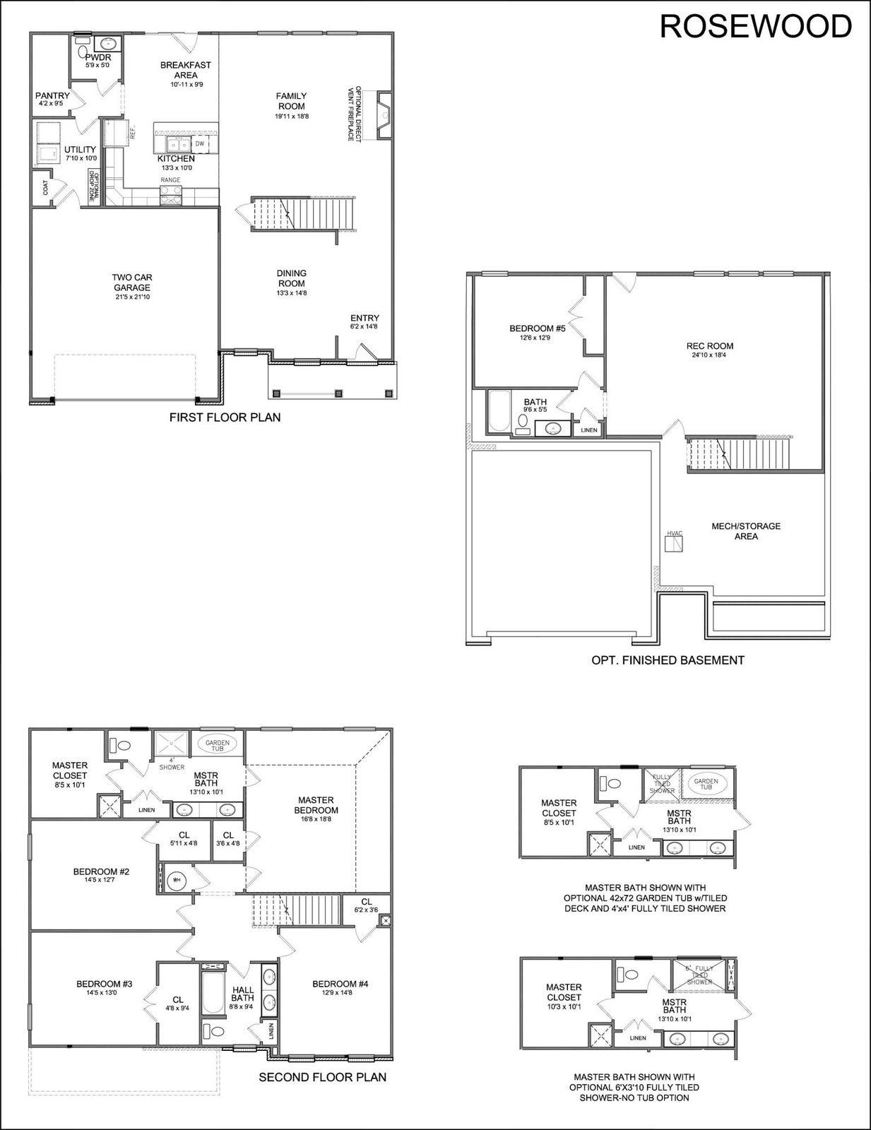 Rosewood Floorplan Revised 3.05.19
