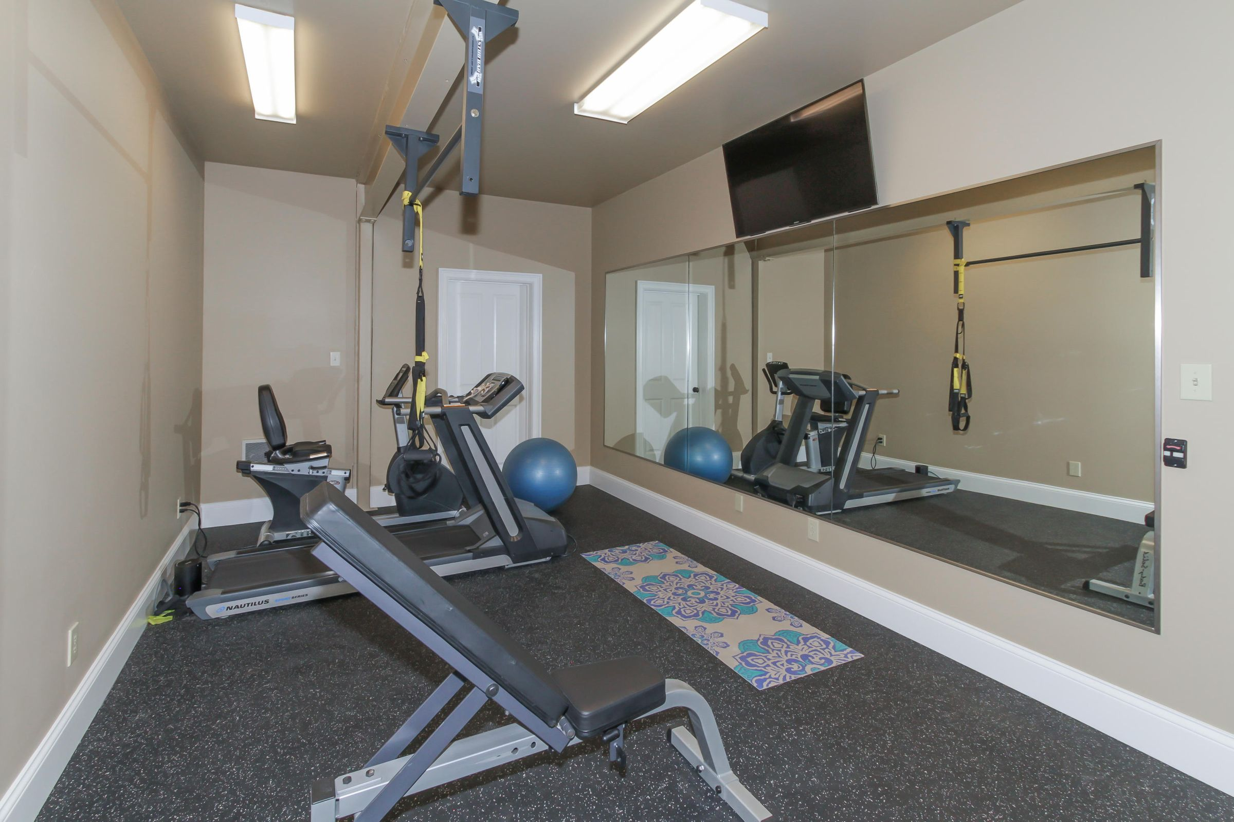 LL exercise room
