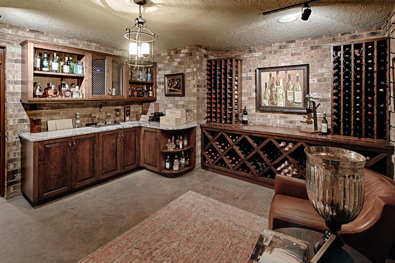 LL wine cellar