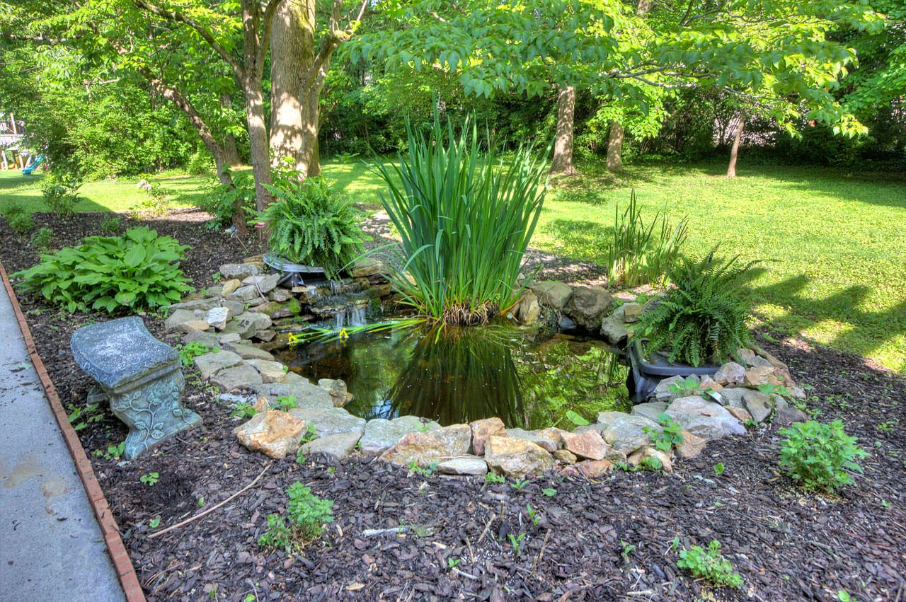 Peaceful Water Feature