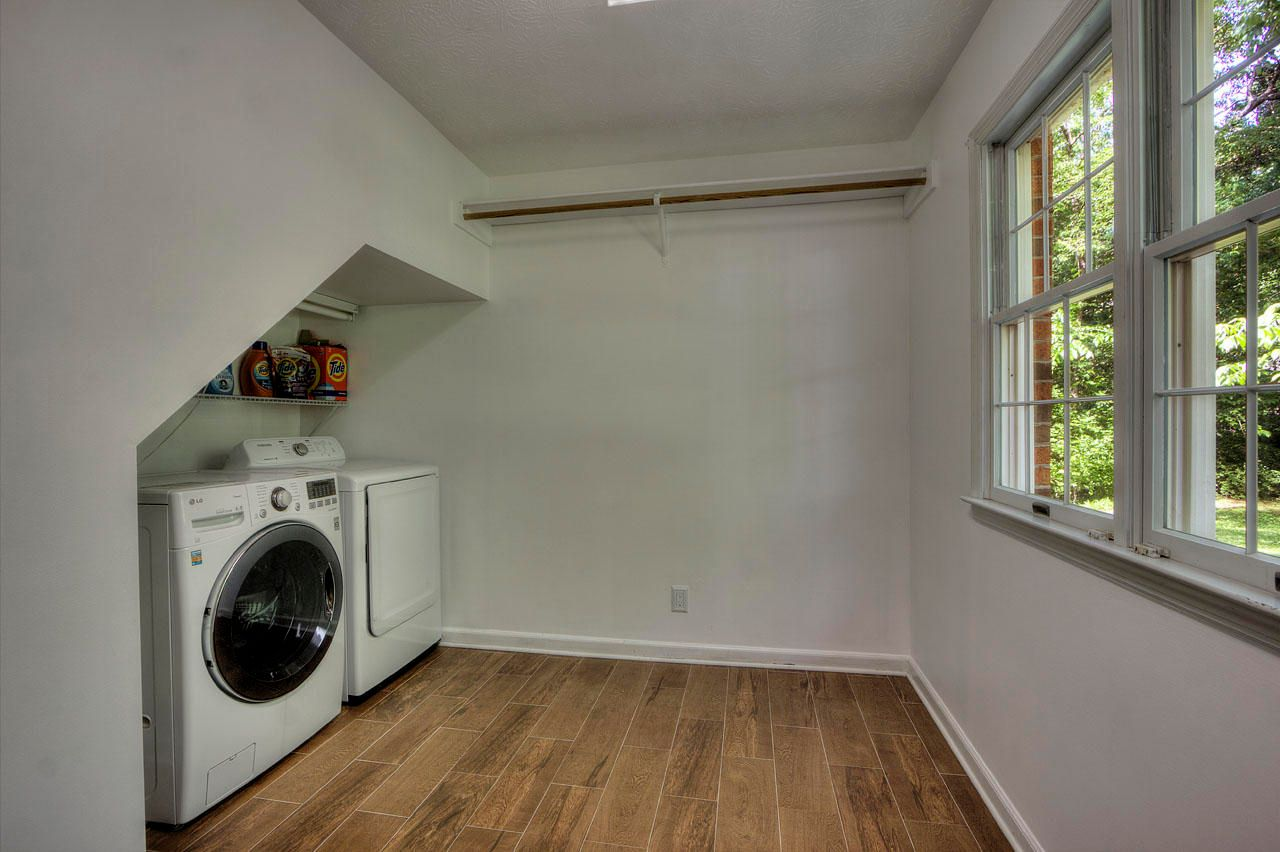 Massive Laundry Room
