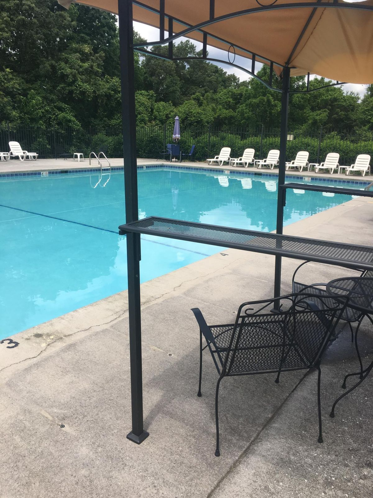 Clubhouse Pool 2