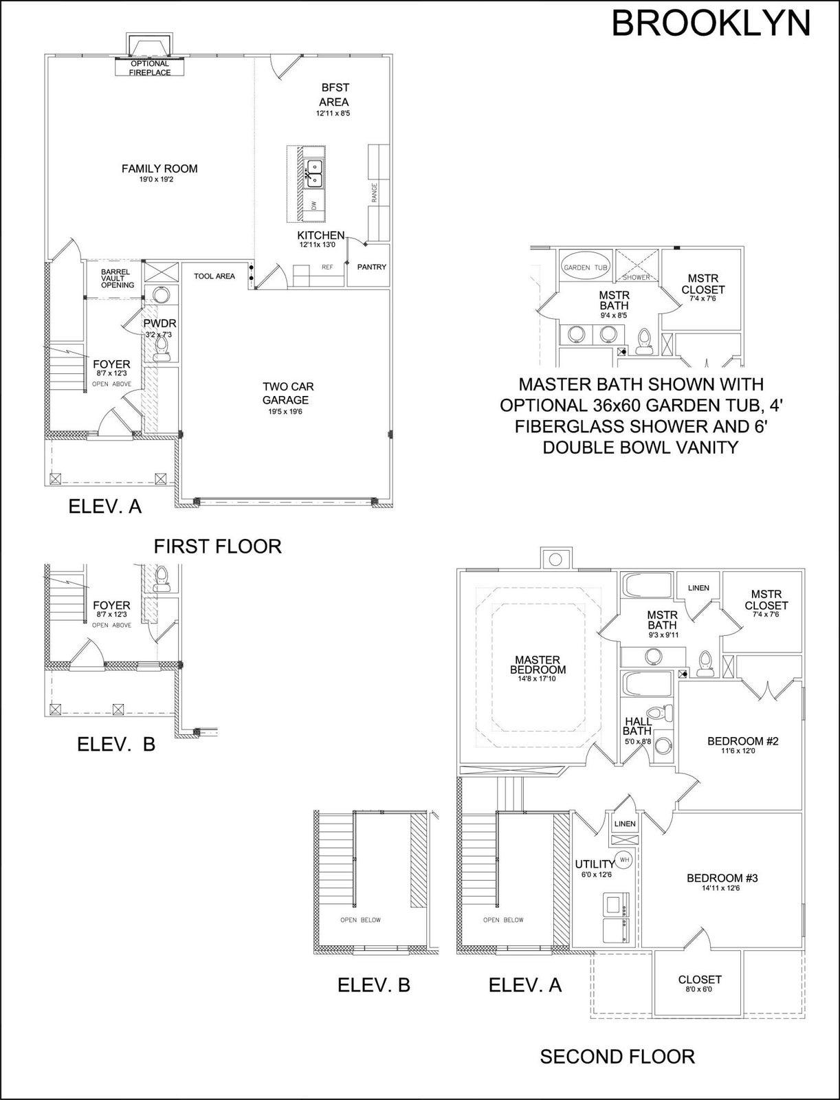 Brooklyn-Floor plan