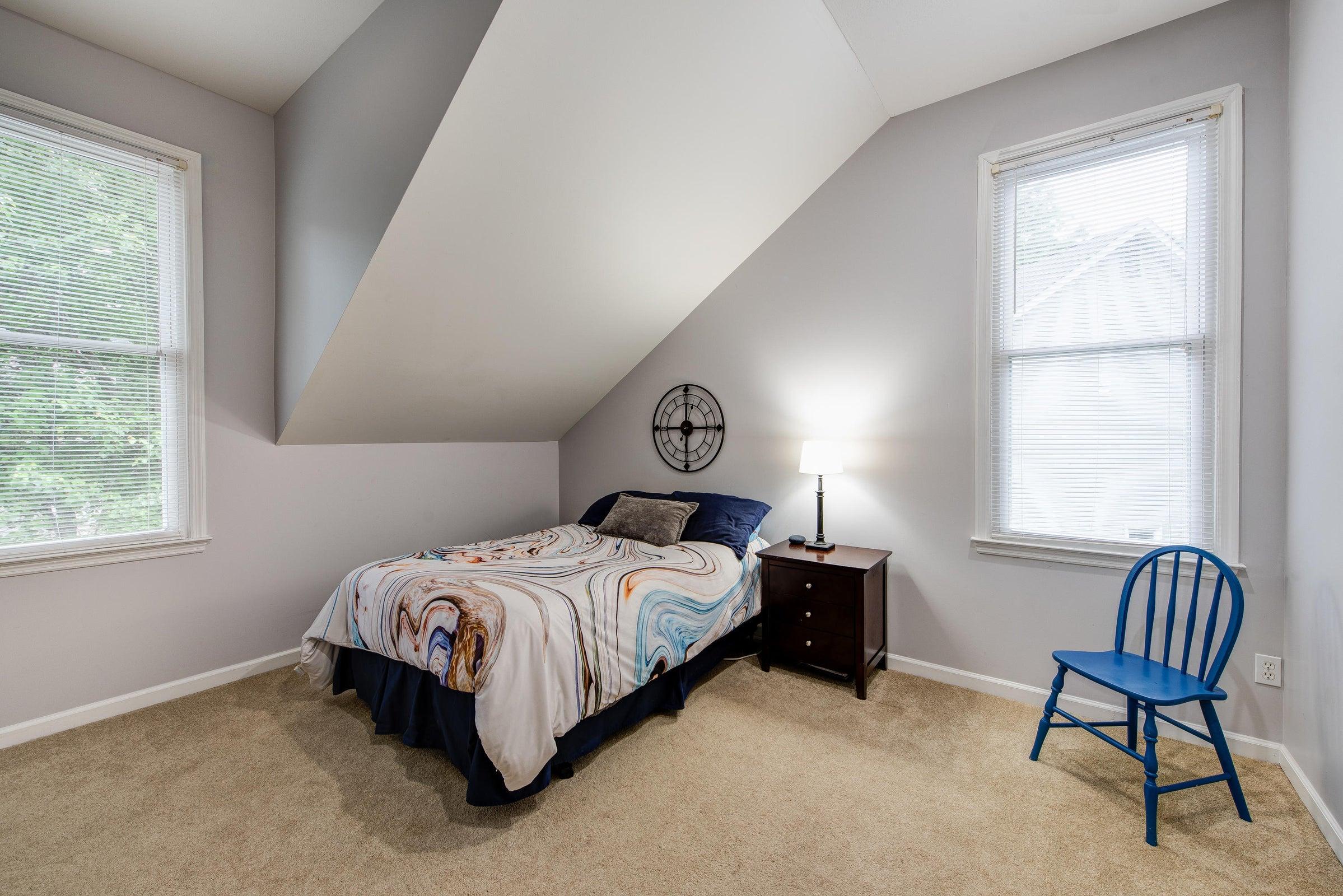2nd floor - front east bedroom 2
