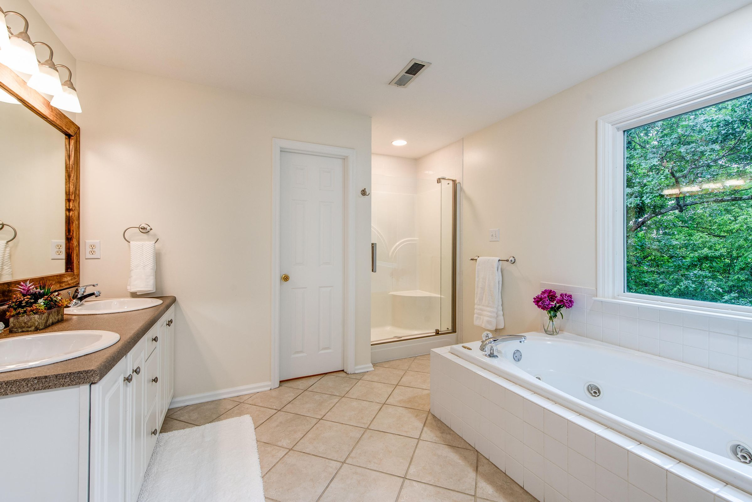 2nd floor - master bath 1