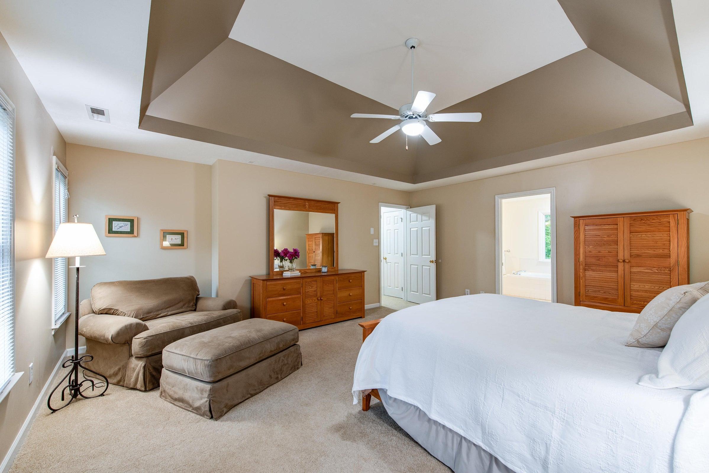 2nd floor - master bedroom 1