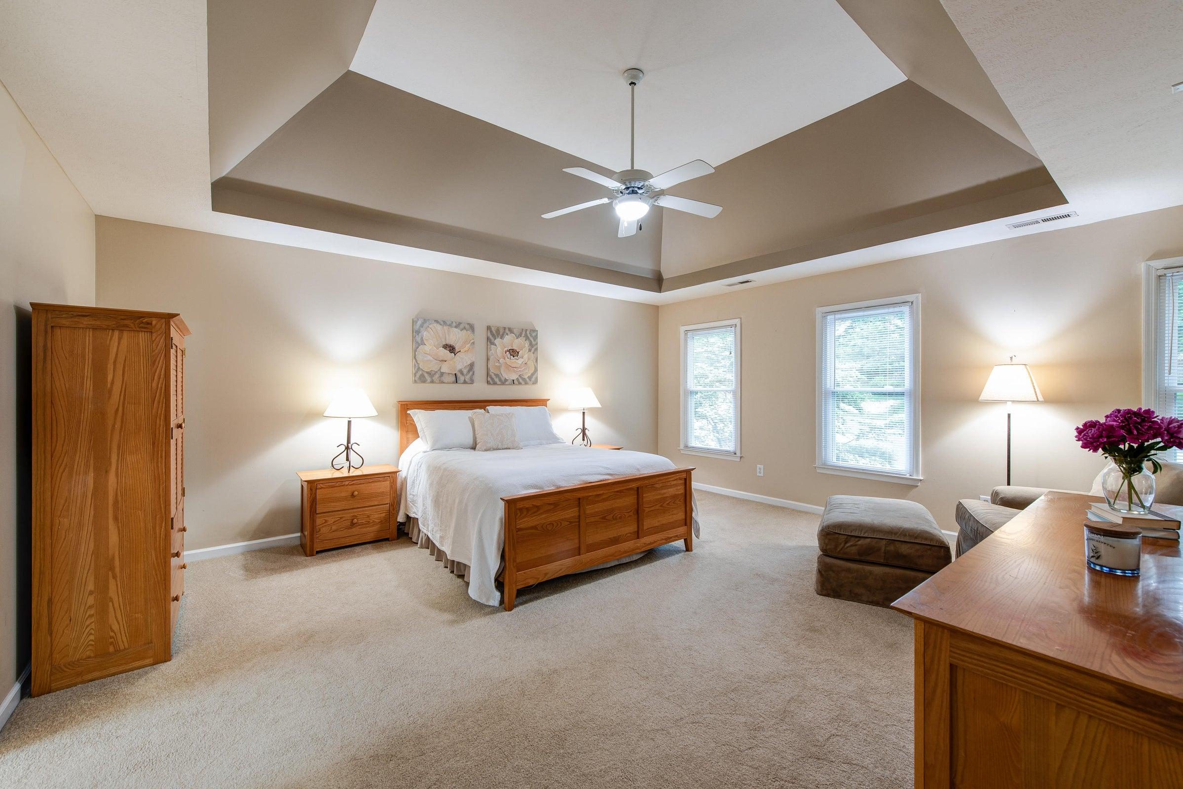 2nd floor - master bedroom 2