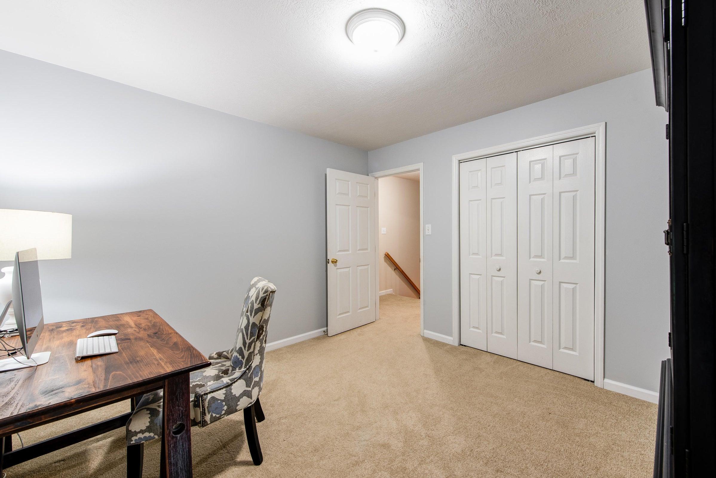 2nd floor - rear bedroom 1