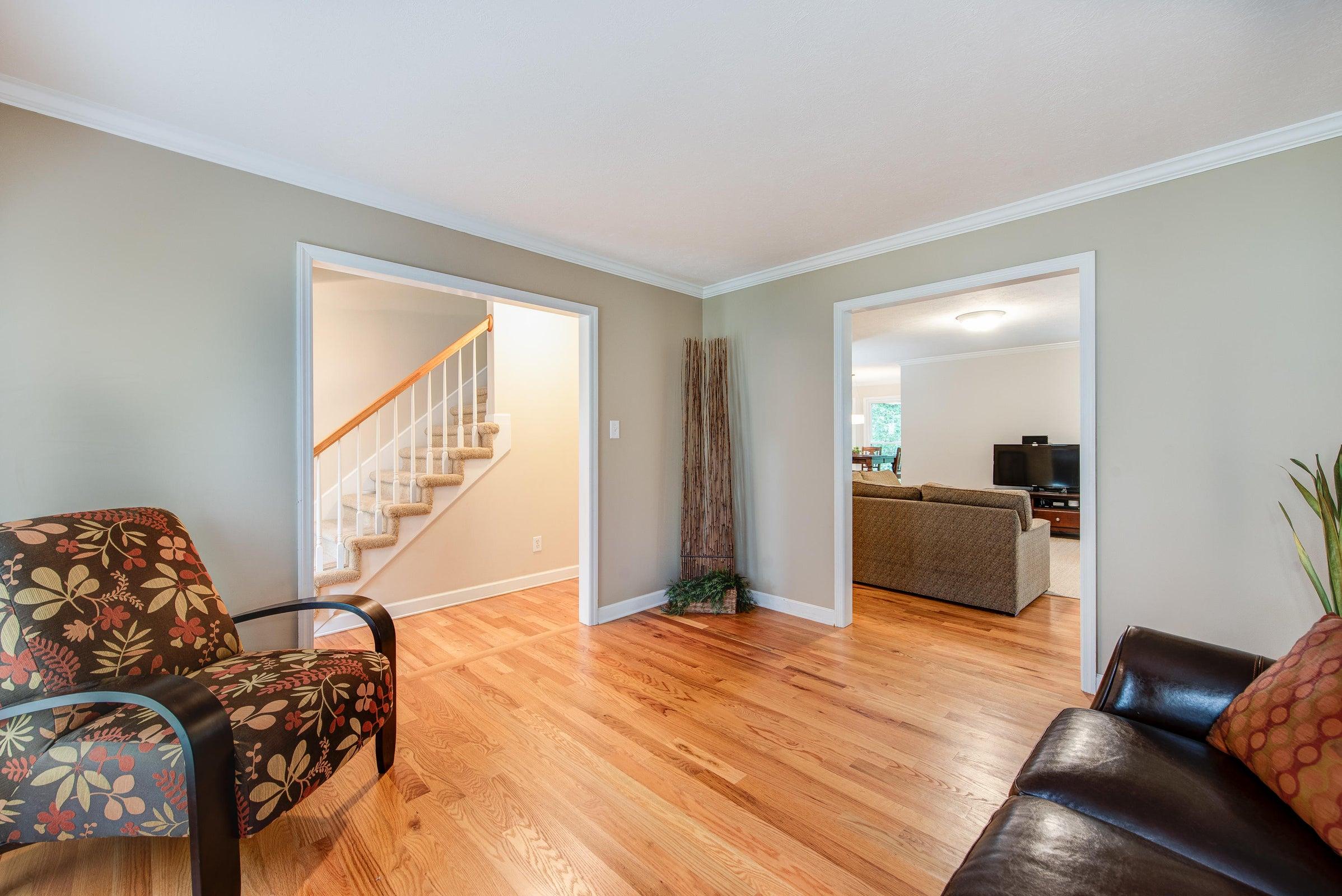 main floor - living room 1