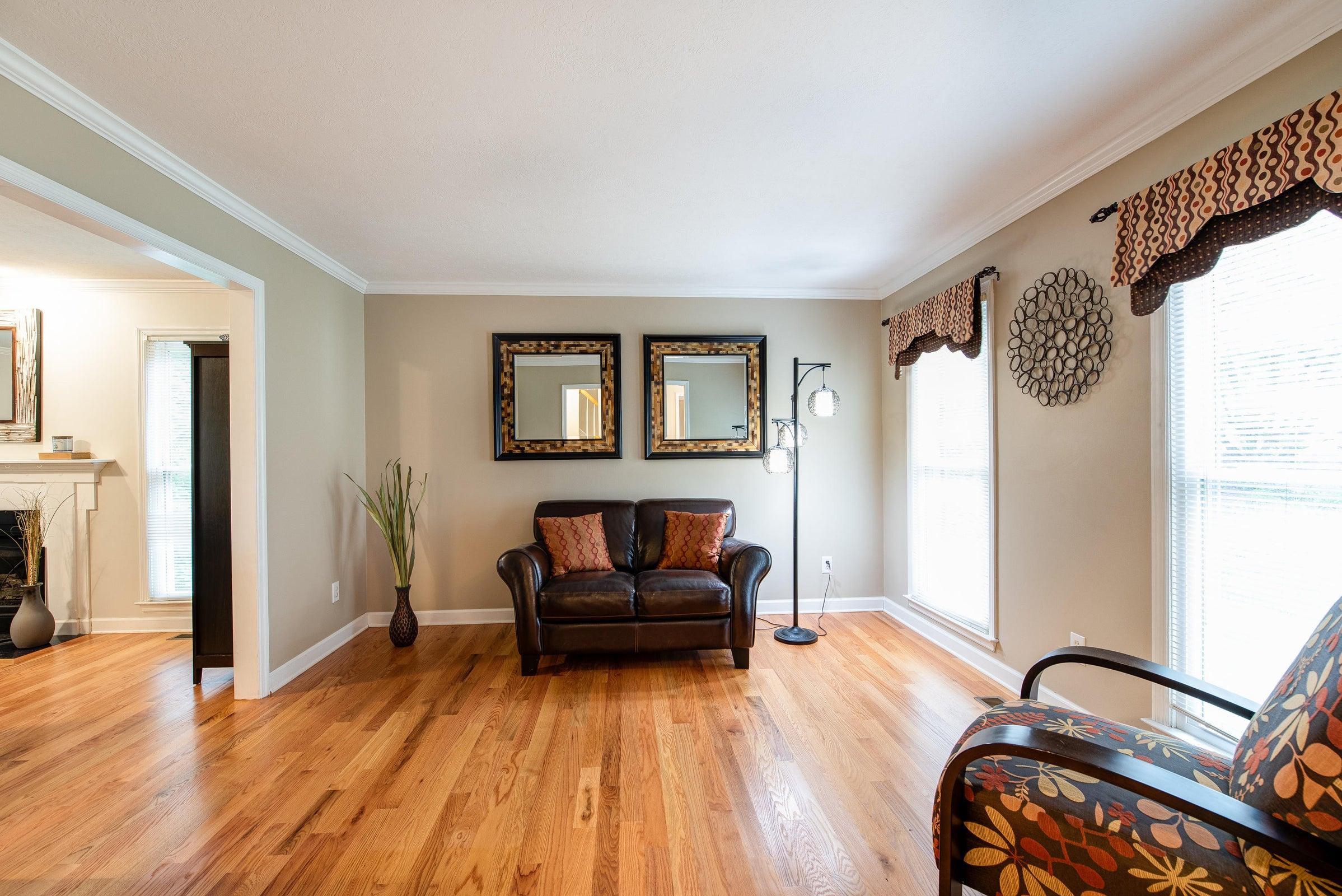 main floor - living room 2