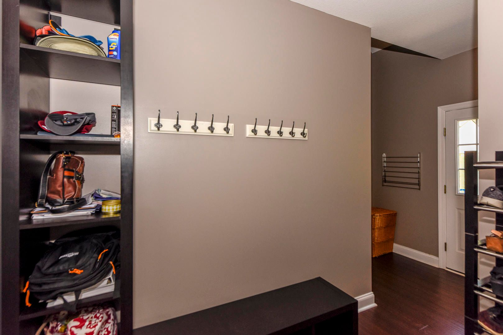 Mudroom Area/Storage