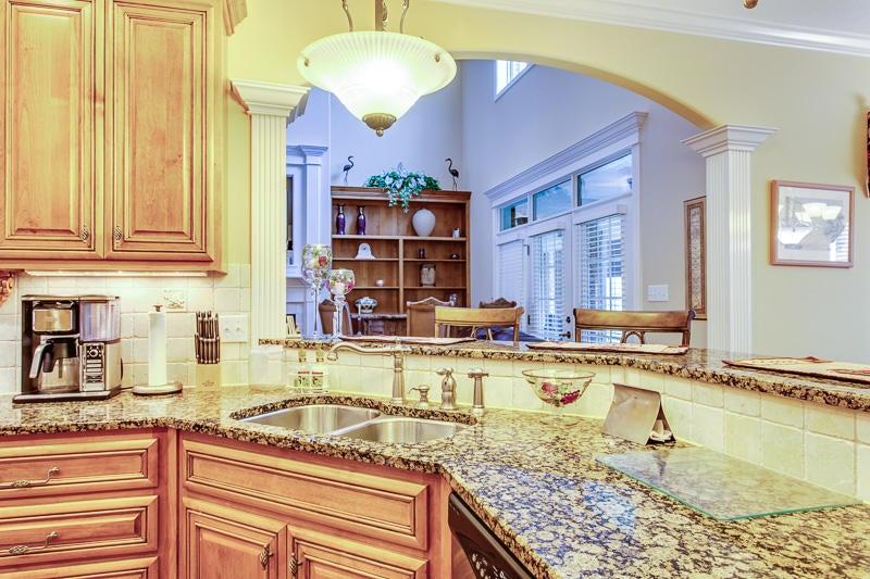 Beautiful Granite Counter tops