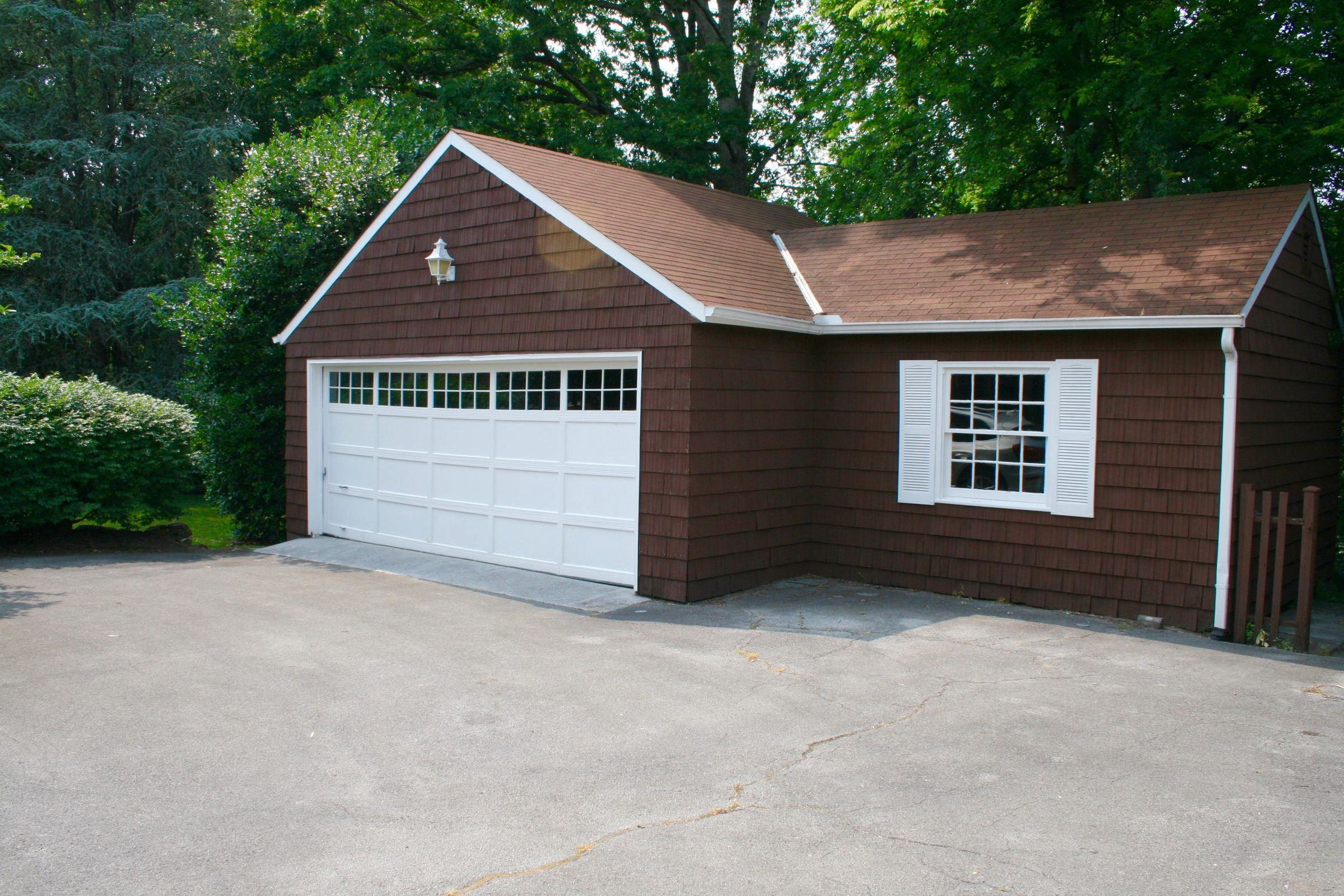 Detached Garage and Storage