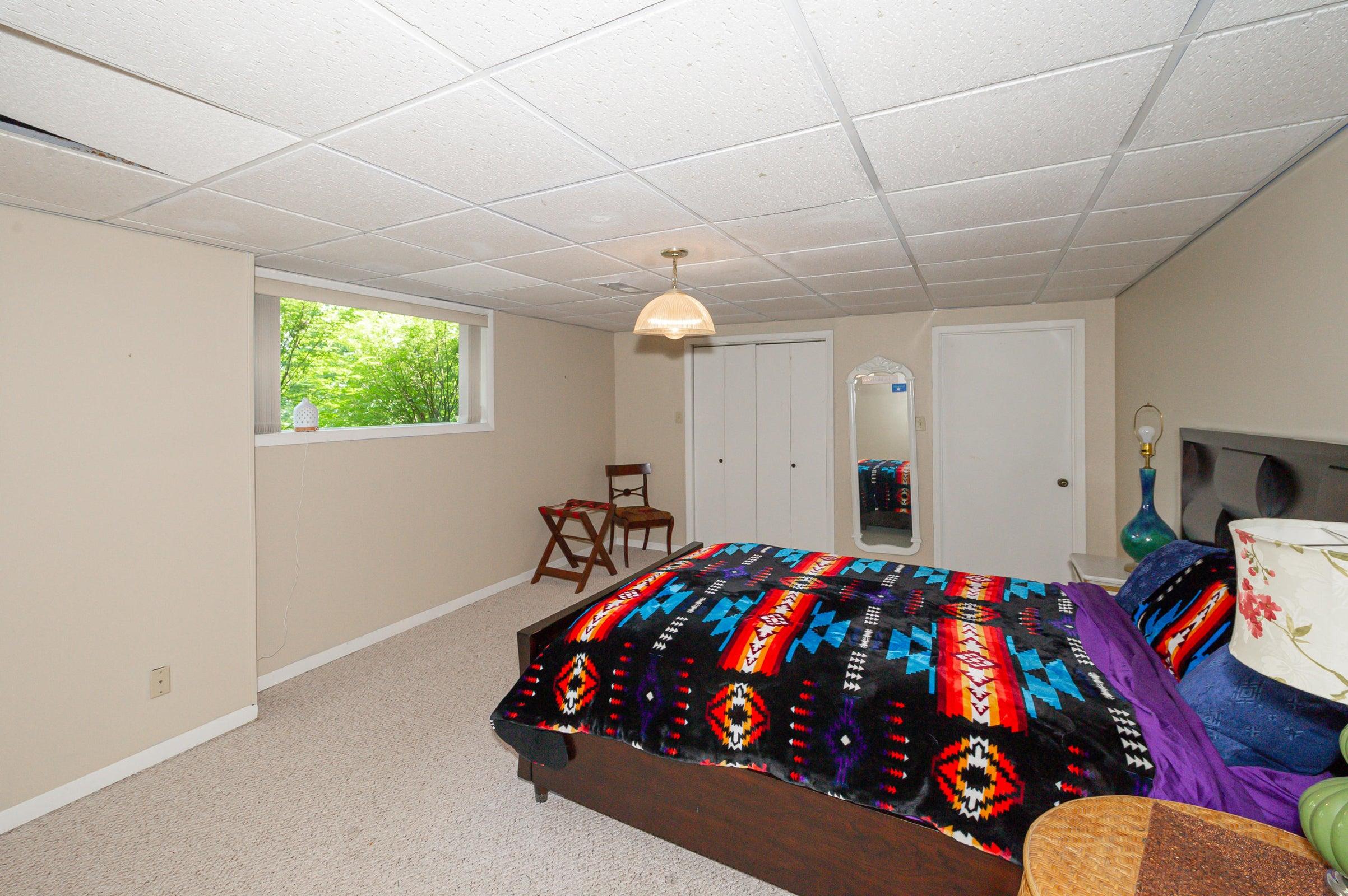 LOWER LEVEL BEDROOM #1
