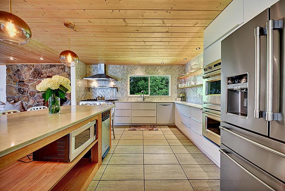 Kitchen-Quartz Counter-tops