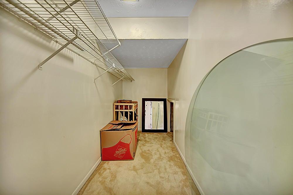 Storage Room - Lower Level