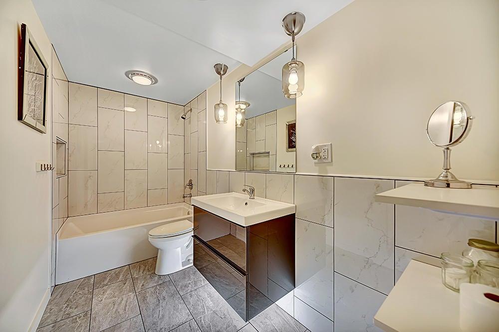 3rd Full Bath-Lower Level