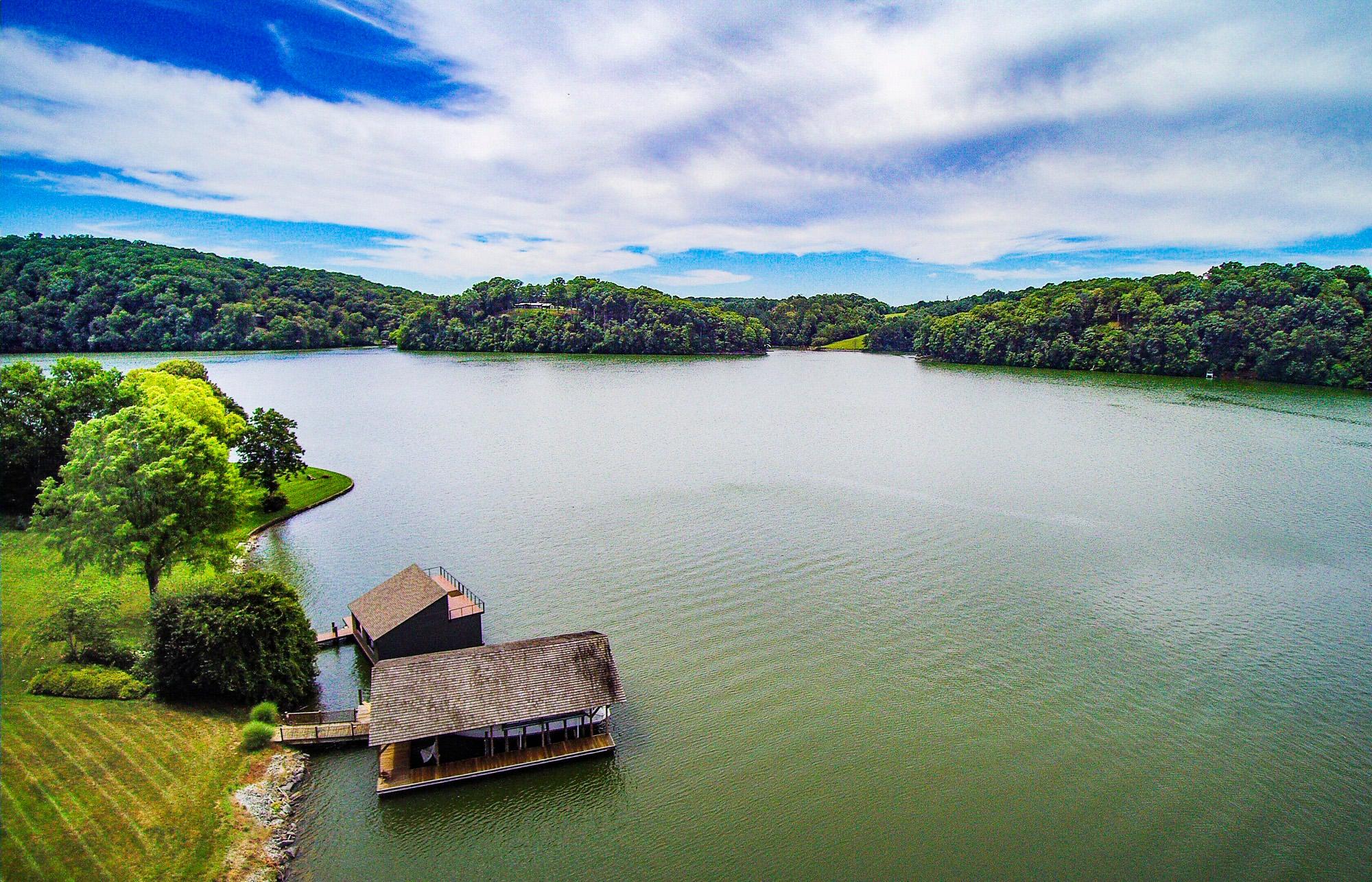 Full lake view
