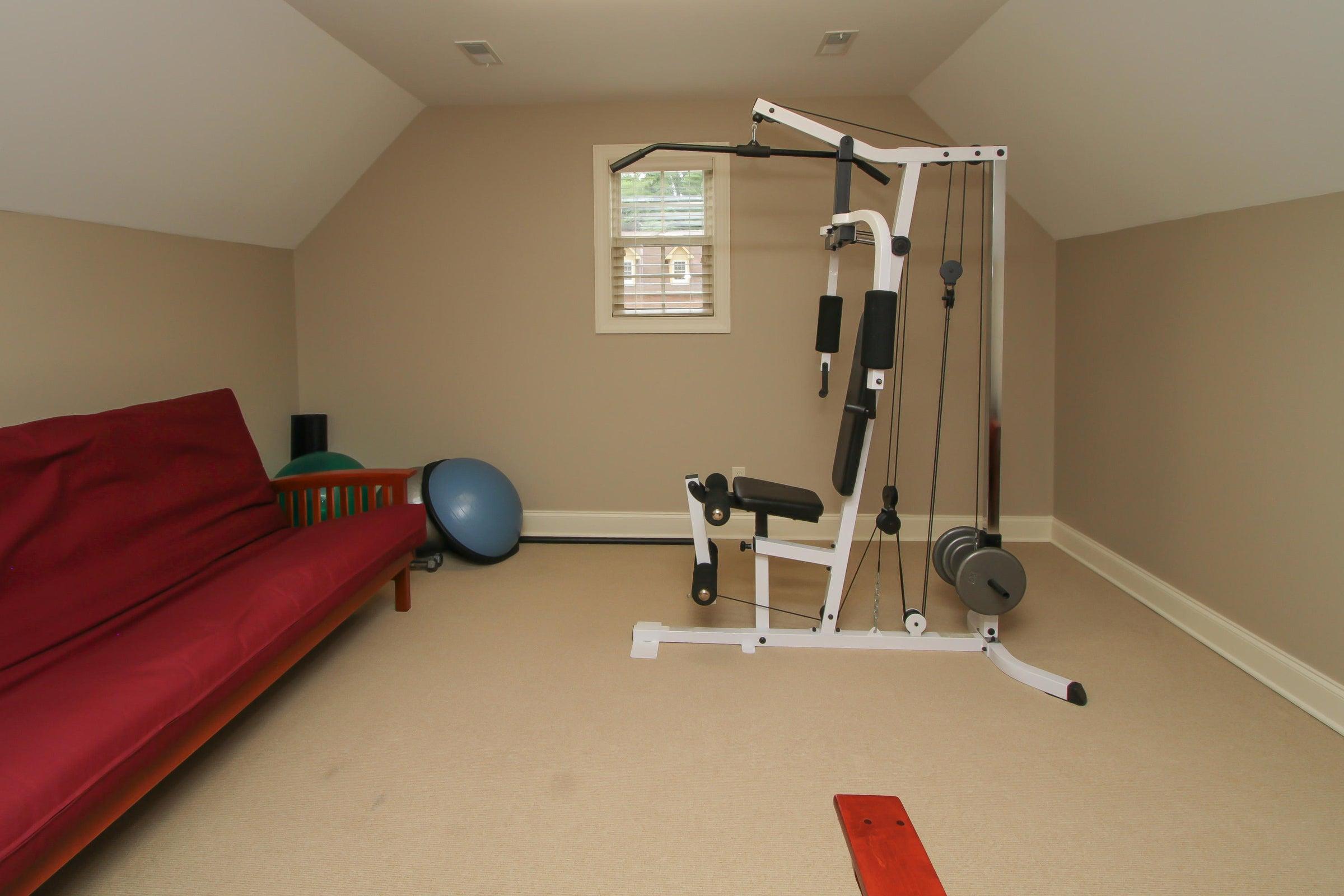 Additional Bonus room
