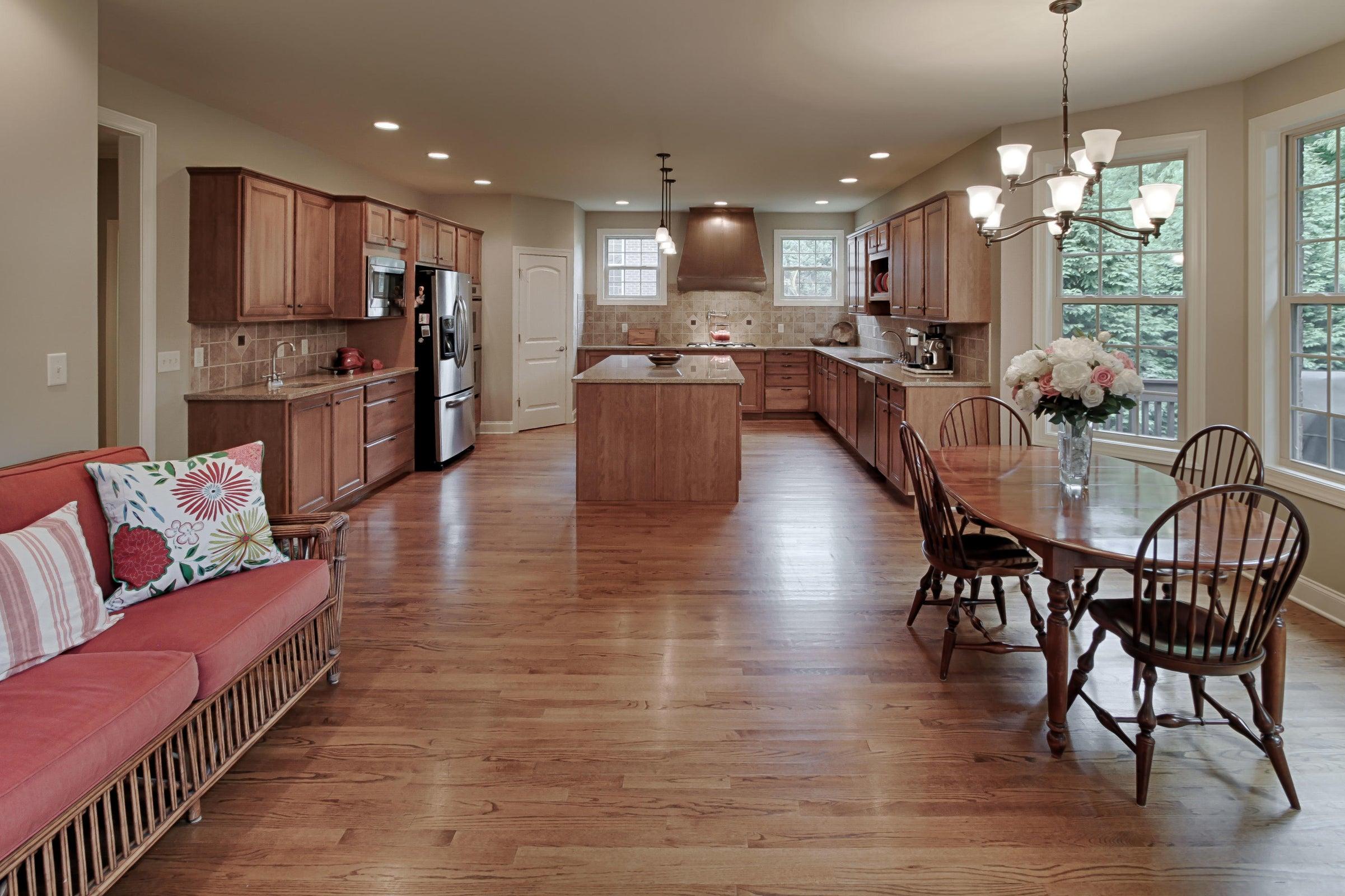Kitchen from LR