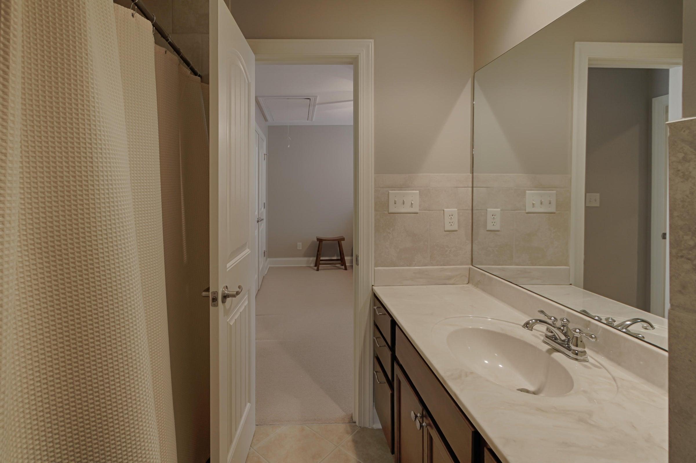 Second full bath upstairs