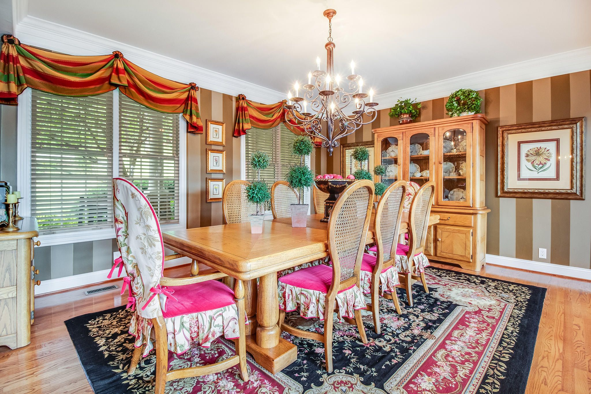 Formal Dining Room - Main Level
