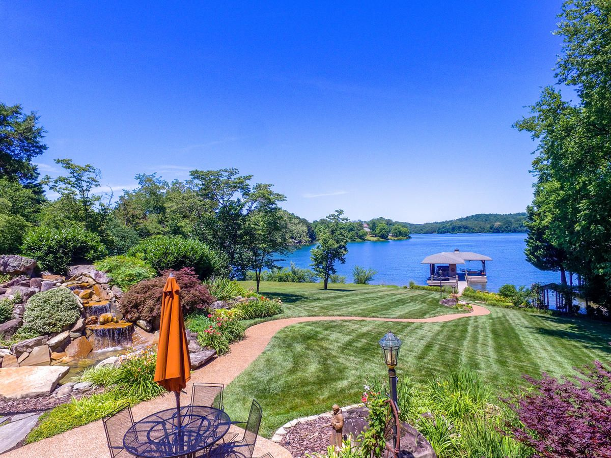 Lake View from Patio A