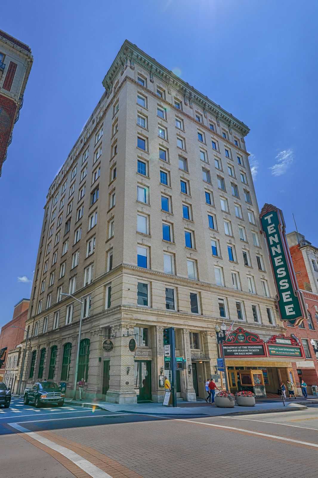 The Burwell Building