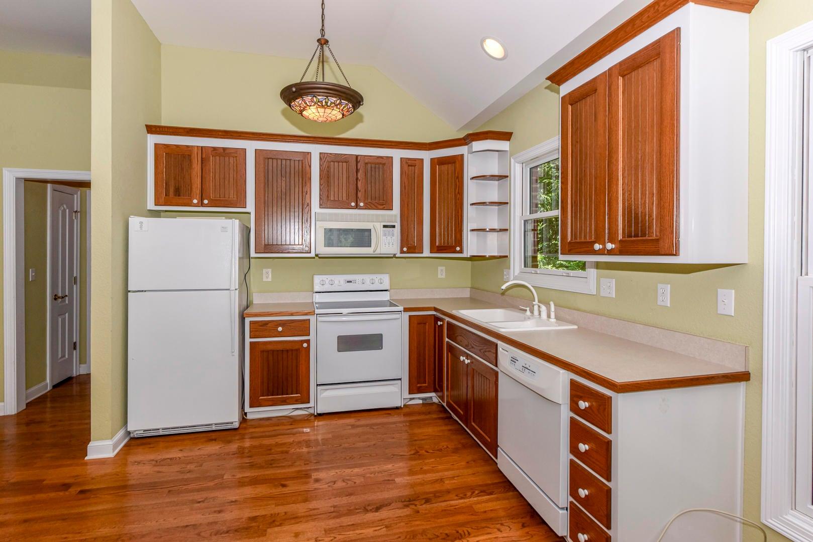 Separate Living Quarter w/ Full Kitchen