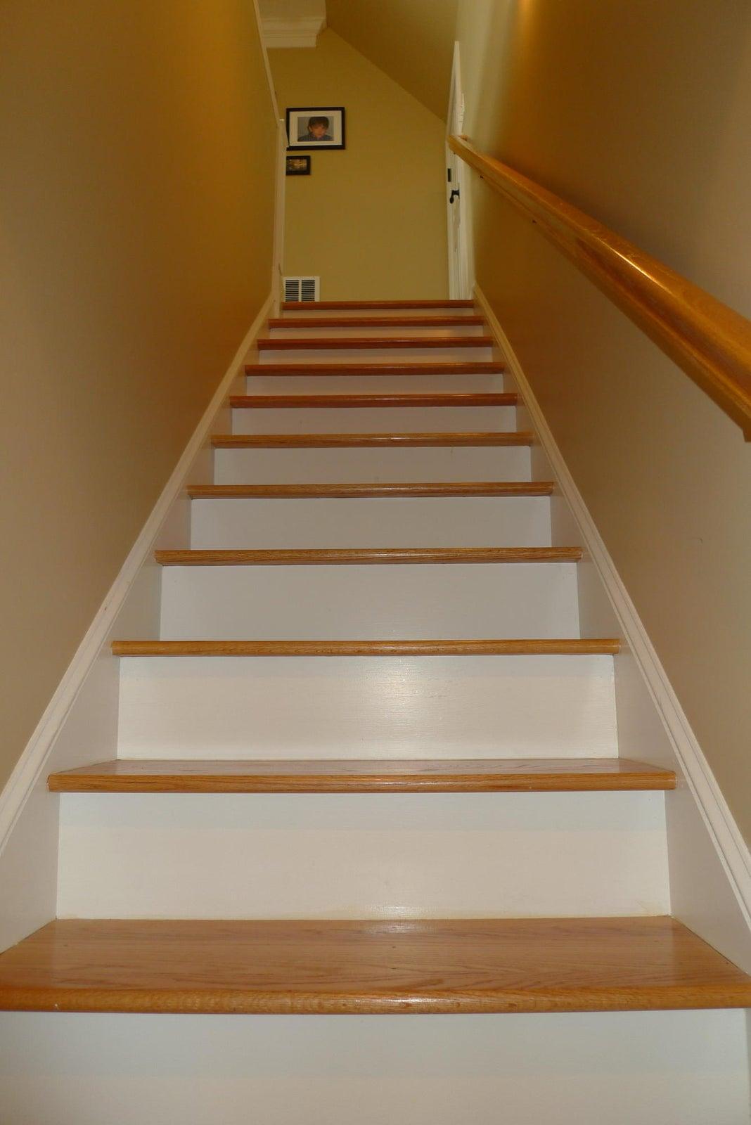 Stairs to Third Level